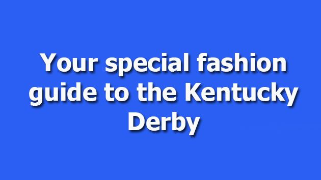 kentucky derby fashion 2020