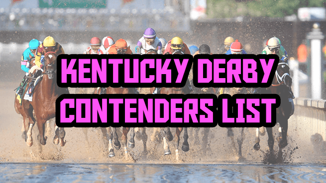Kentucky Derby 2020 Contenders