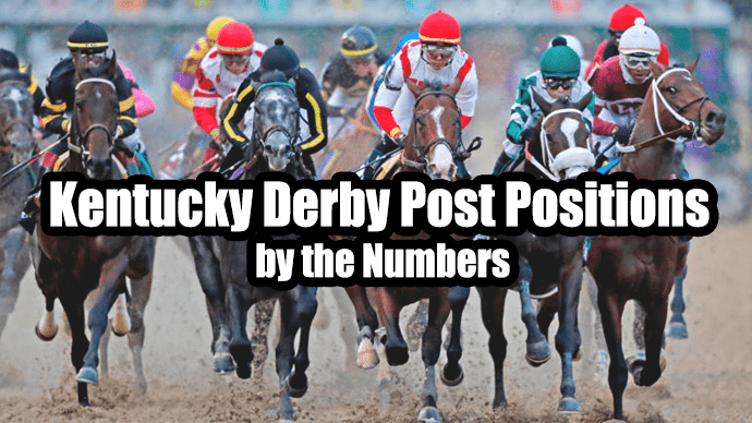 2020 Kentucky Derby Post Positions