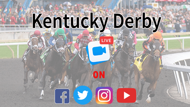 Watch Kentucky Derby 2020 Live on Social Media For Free
