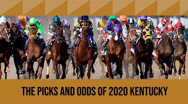 2020 Kentucky Derby Odds