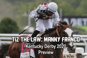 Tiz the Law Manny Franco