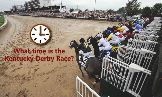 kentucky derby 2020 start time